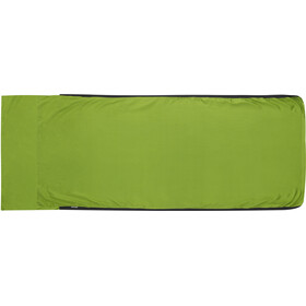 Sea to Summit Silk Stretch Betræk Traveller with Pillow Slip, grøn